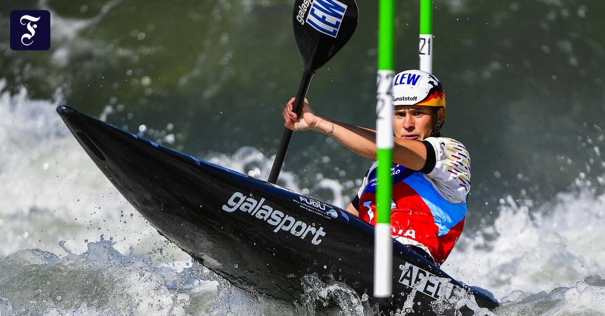 Elena Lilik wins Canadian gold at World Canoe Slalom Championships