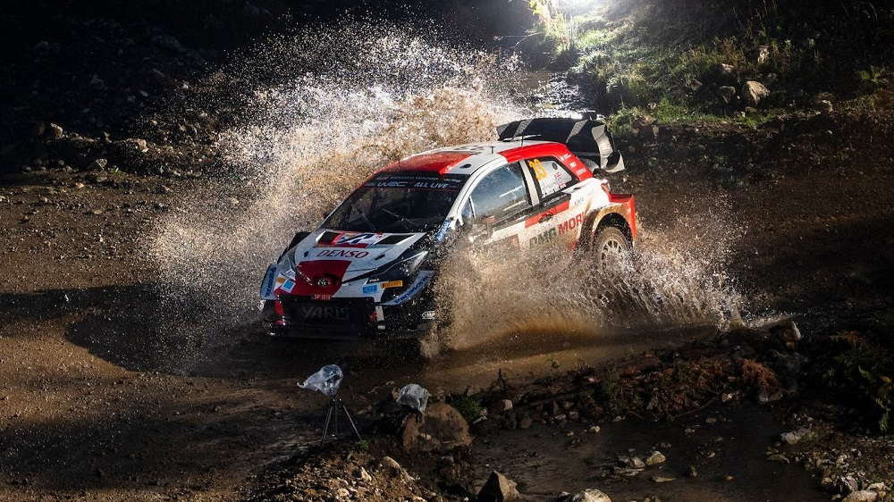 Evans was unimpressed by Finland's absence at PortalAutomotriz.com