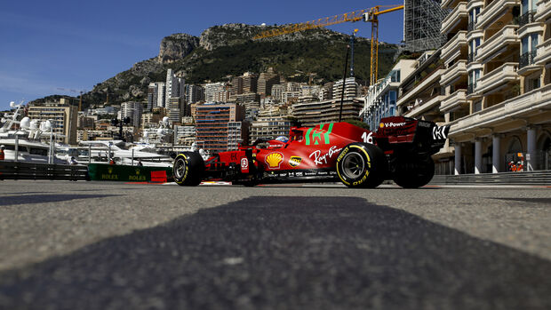 Charles Leclerc - Ferrari - Formula 1 - GP Monaco 2021