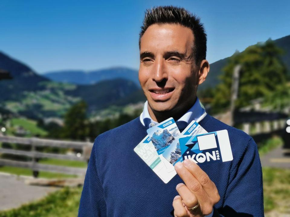 """Ikon Pass"" is coming to the Dolomites – Südtirol News"