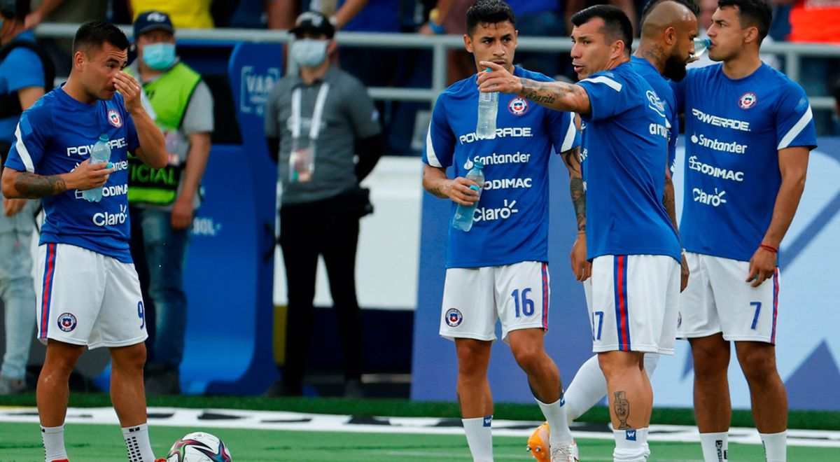 """In Chile they say they will look for players """"in the US, UK, Zimbabwe or anywhere else""""    Sports"""