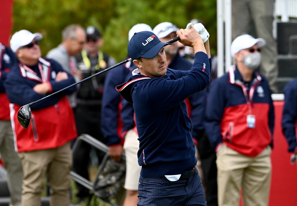 Jordan Spieth is already expecting to win the Ryder Cup in Europe in 2023