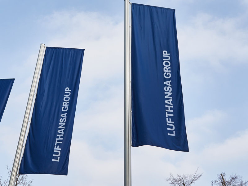 Lufthansa Group: The demand for flights to the United States is very positive