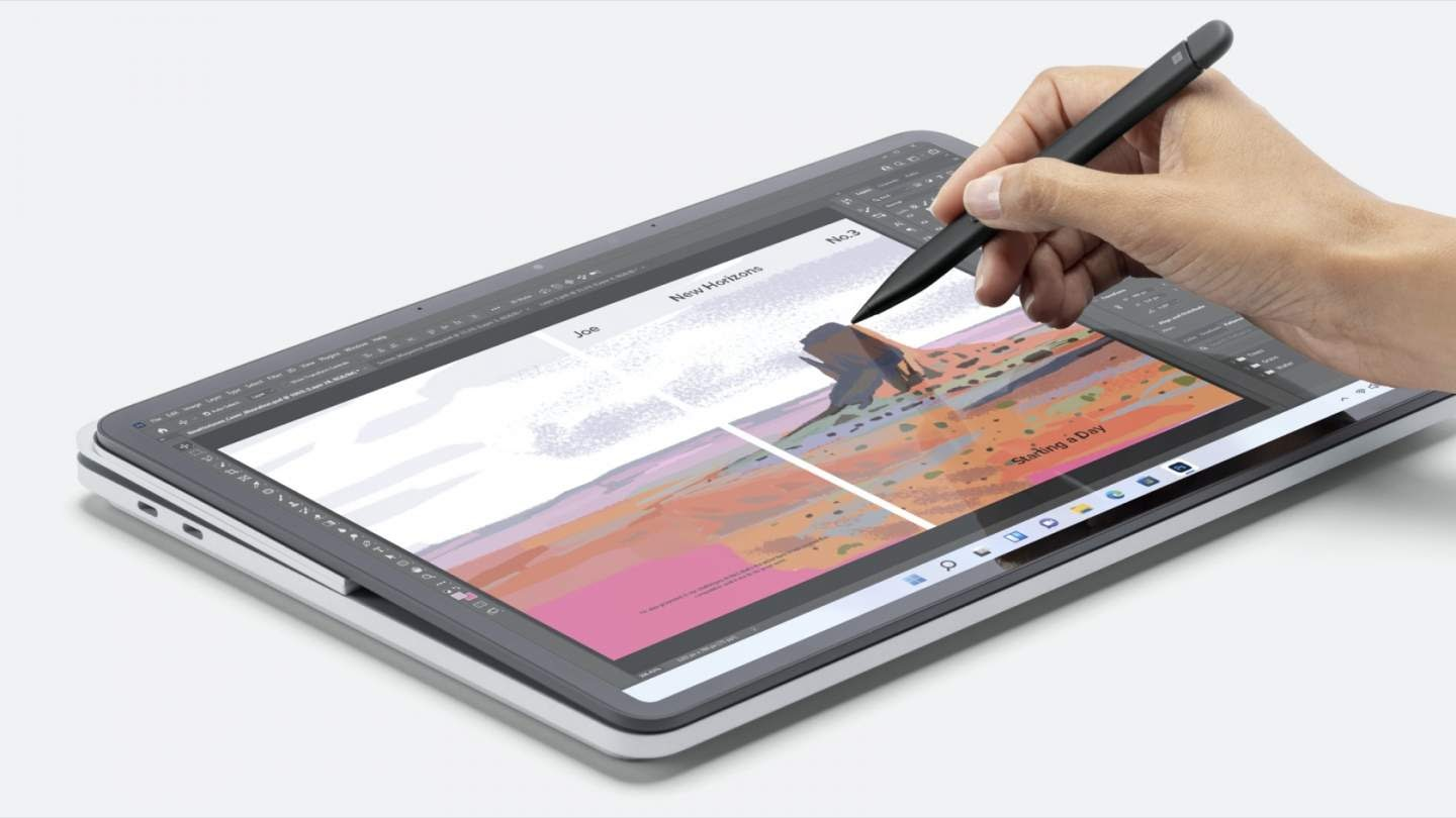 Microsoft introduces new Surface Slim Pen 2, recycled mouse and accessories for disabled users