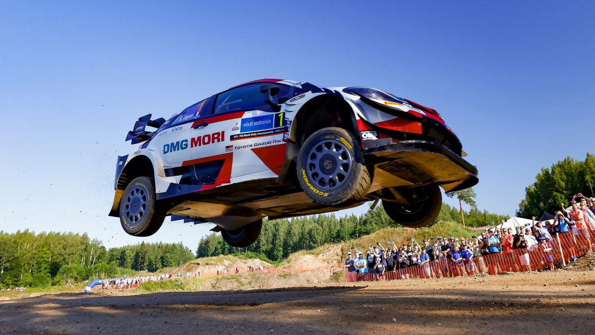 Ogier can be crowned in Finland