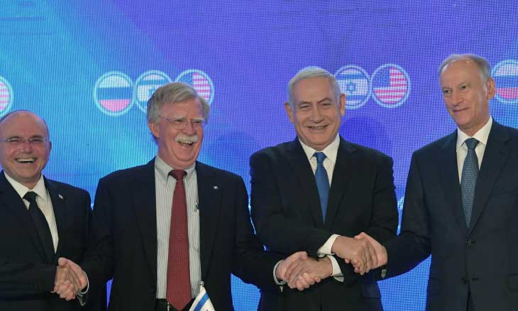 Quds News Agency – Scoop: Russia seeks to hold tripartite talks with the United States and the Zionist entity on Syria