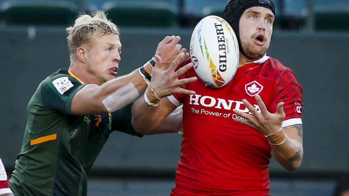South Africa is approaching the championship title at Edmonton Sevens