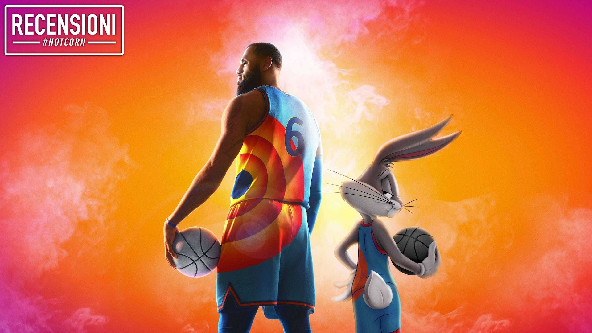 Space Jam: New Legends    Movie review with LeBron James