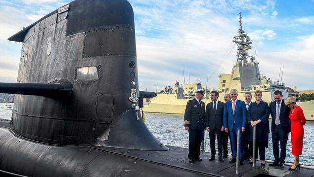 Submarine dispute: French company wants to bill Australia over collapsed business - Politics