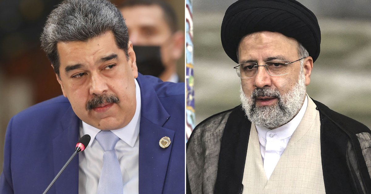 The Venezuelan and Iranian regimes have agreed to exchange oil in violation of international sanctions