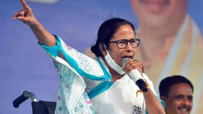 The center refuses permission from CM Mamata Banerjee, a Bengali, to participate in the peace conference in Italy