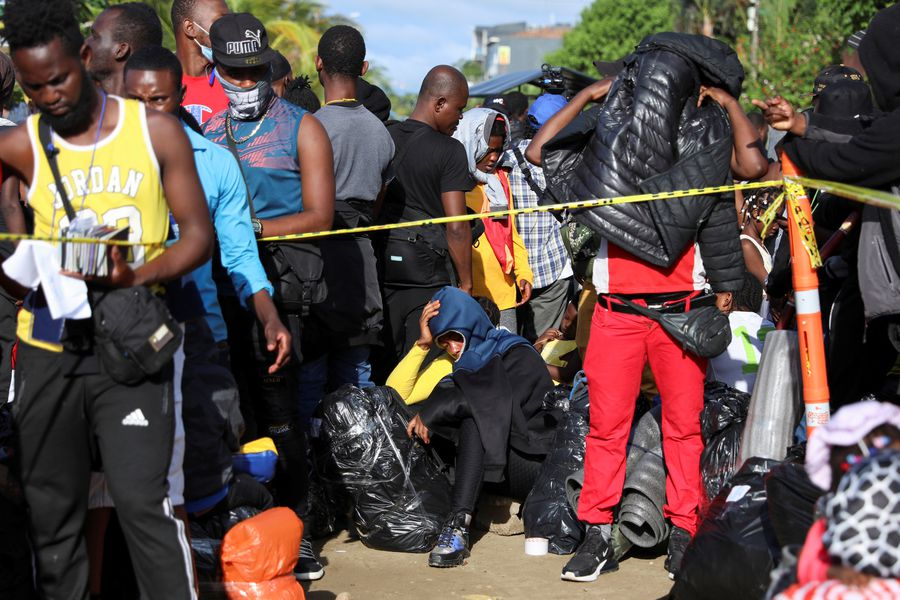 Thousands of Haitians continue to cross Panama on their way to the United States – Noticieros Televisa