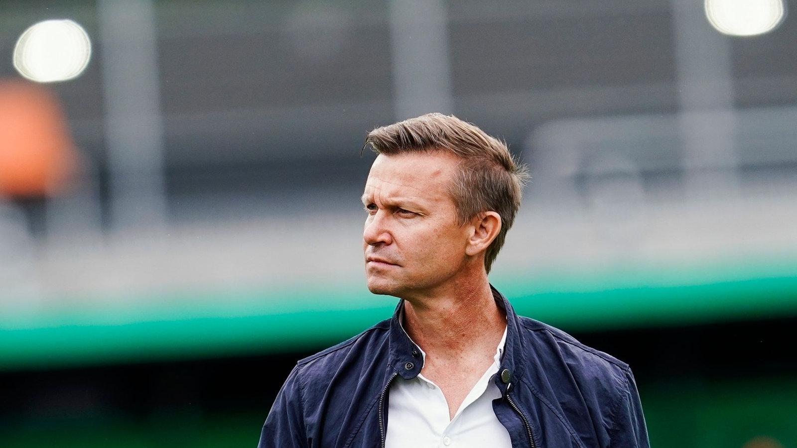 US duel on the side: Mars invites coach VFB Matarazzo, Bundesliga – Newstaker