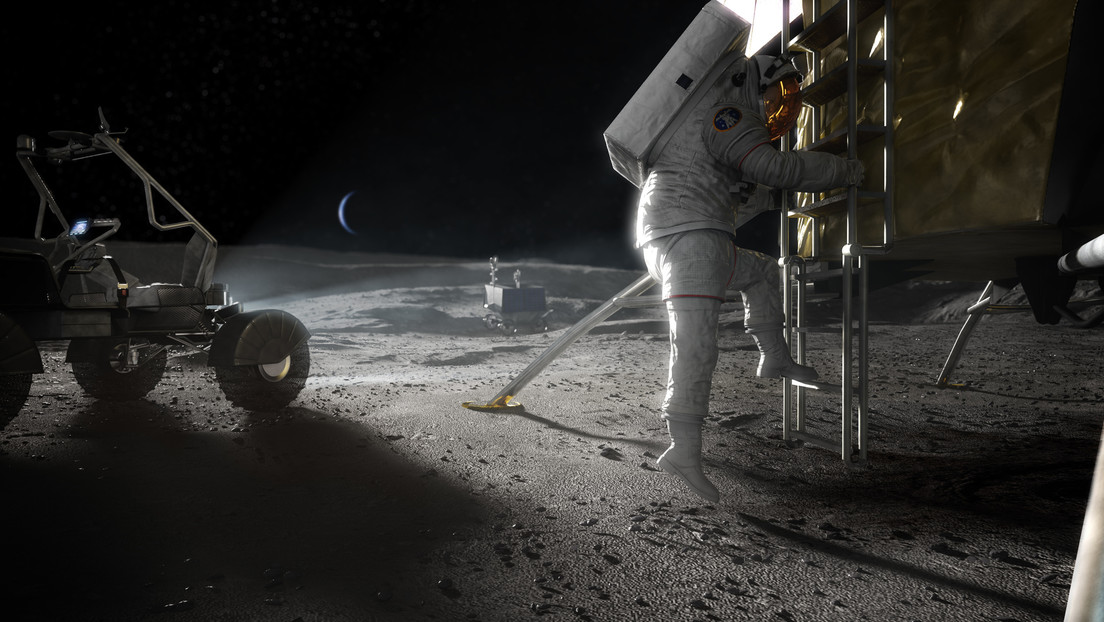 NASA allocates $146 million to design a lunar lander