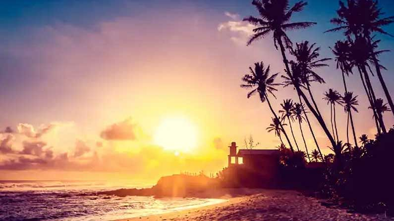 Sri Lanka: Beaches, mountains and historical monuments are very famous in Sri Lanka.  Occasionally, the grandchildren also held film shootings in Sri Lanka.  Due to its proximity to India and low airfares, Indians are more likely to go there.  Here our rupee is equal to 2.56 Sri Lankan rupees.