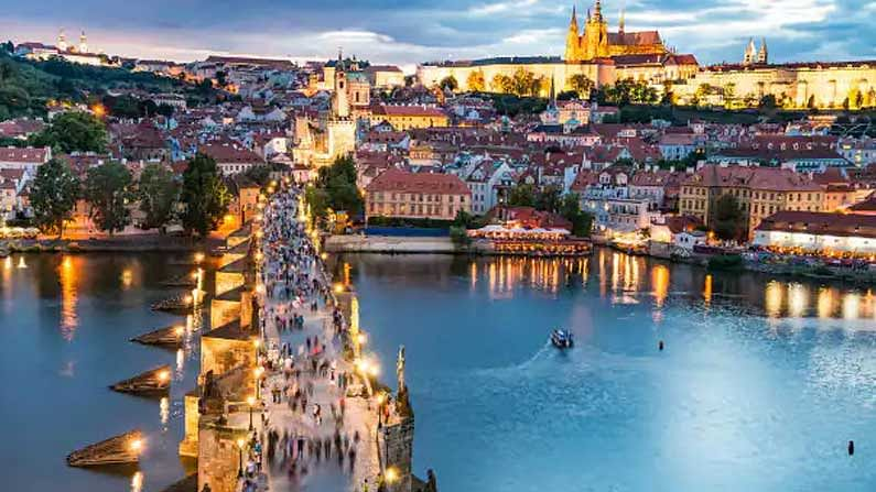Hungary: The name given to architecture in Hungary.  Be sure to visit the old forts and gardens there.  The country is famous for Roman, Turkish and other cultures.  Here our rupee is equivalent to 4.17 Hungarian Forint.