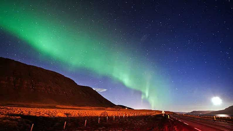 Iceland: This island country is the most beautiful place on earth.  This tourist place is the perfect choice to go in summer.  Black sand beaches, waterfalls and blue lagoons are famous here.  Here our rupee is equal to 1.73 ISK.