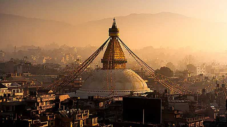 Nepal: This country is home to amazing peaks.  Mount Everest, Nepal has seven other highest peaks in the world.  Visas are not required for travel to Nepal.  There our rupee - 1.60 is equal to the Nepalese rupee