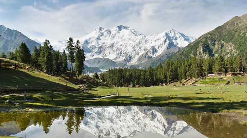 Pakistan: A cousin country of Pakistan has many tourist destinations.  There are many places of interest in Swat, Karachi and Lahore region.  Here our rupee is equal to 2.19 Pakistani rupees.