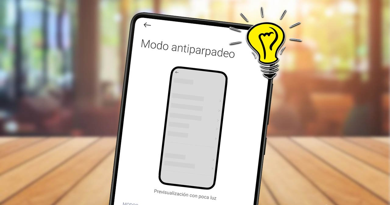 What is anti-flicker mode and why should you activate it on your Xiaomi phone – Xiaomi News