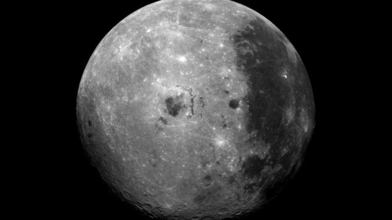 Oceanus Procellarum: The moon has been volcanically active longer than thought