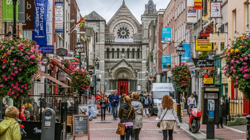 Ireland's population crossed 5 million for the first time in 170 years