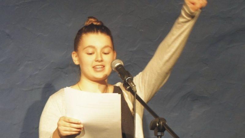 Poetry Slam by Kultur Raum Trier eV on October 16th.