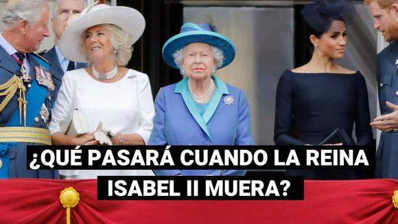 What if Queen Elizabeth II died?