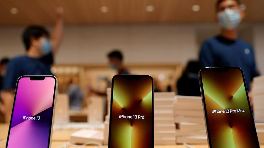 The microchip crisis also affects Apple: production of 10 million iPhone 13 is at risk