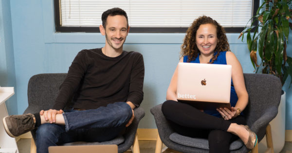 """A couple created a startup together: """"This is the fourth startup for each of us and the first we've built together"""""""