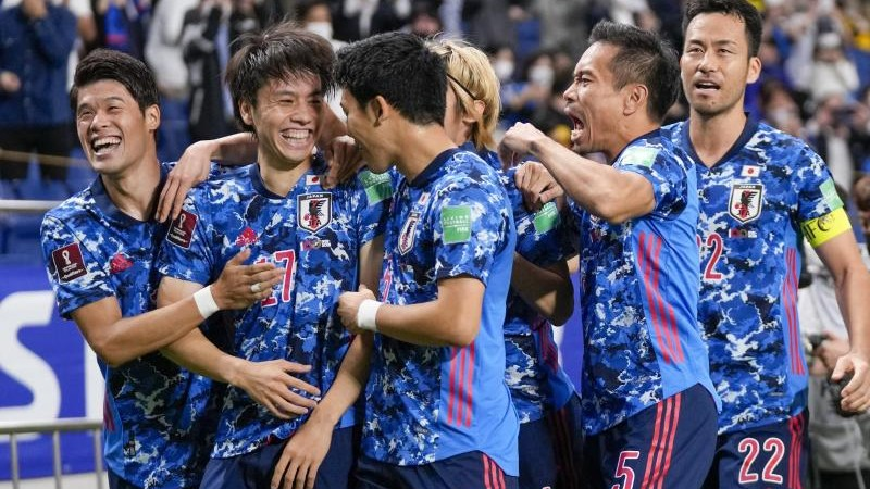 Football - Japan achieved an important victory in its 2-1 victory over Australia - sport