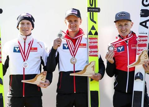 Austria, Switzerland, Finland and Italy choose national champions