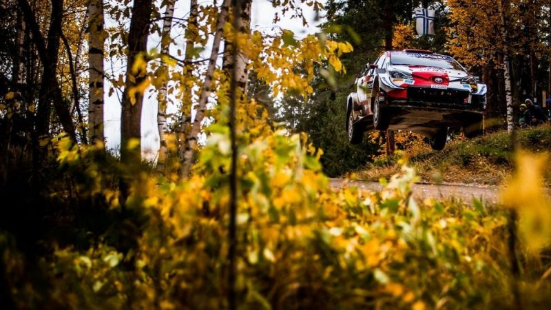 Evans wins in Finland and delays championship definition