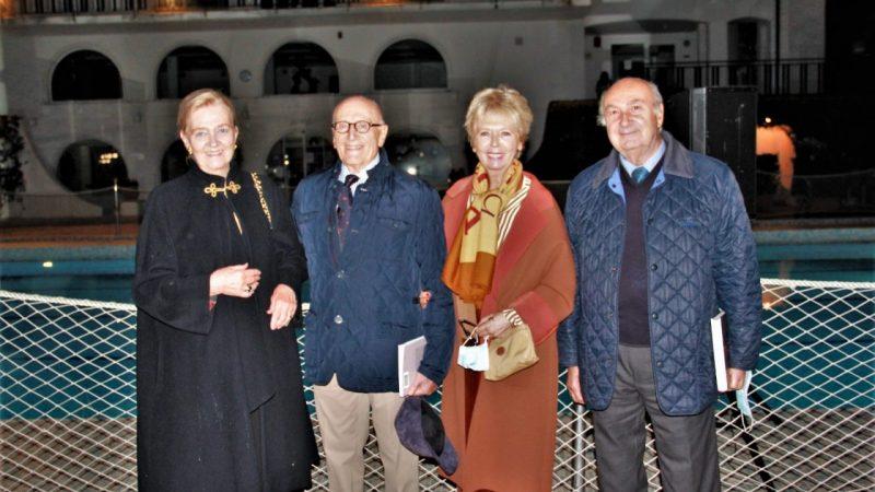 Circolo degli Esteri celebrates his 85th birthday in Rome