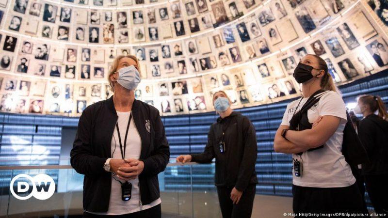 Women from the German Football Association visit Yad Vashem's Holocaust memorial |  Sports |  DW