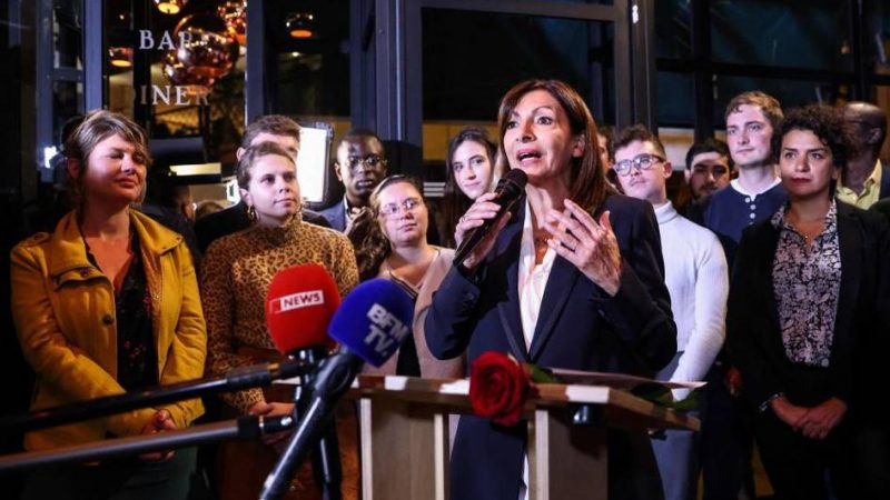 Anne Hidalgo wins the Socialist Party nomination for French presidency in 2022