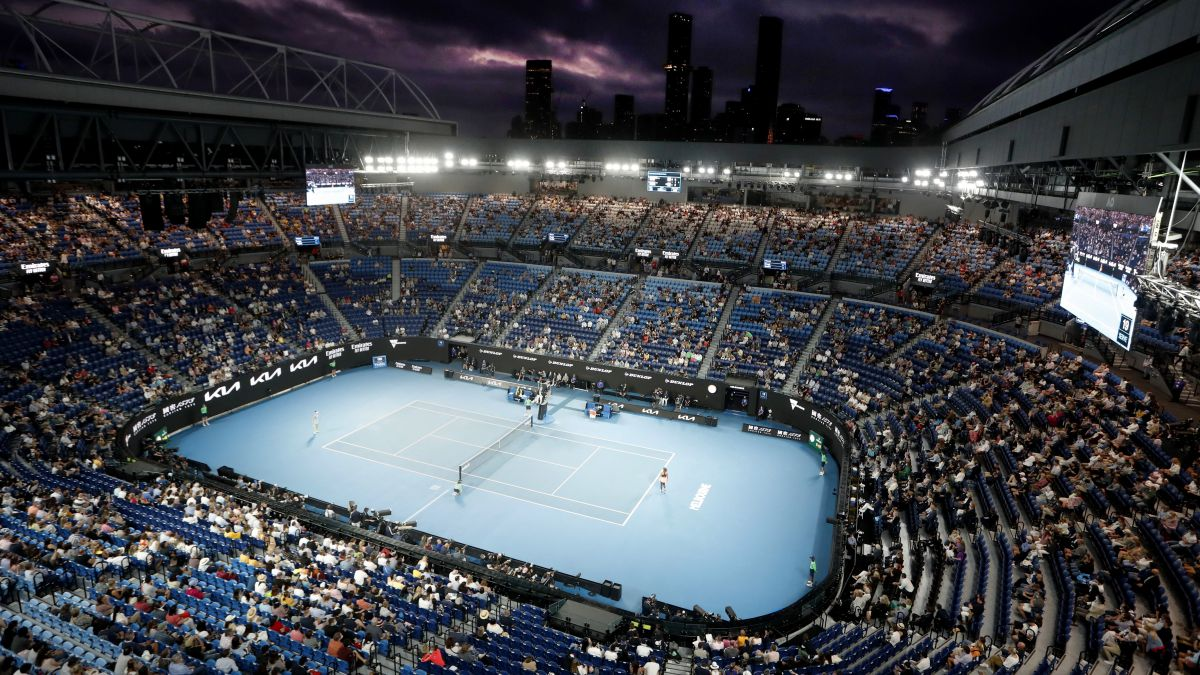 Australia, Vaccines and Tennis
