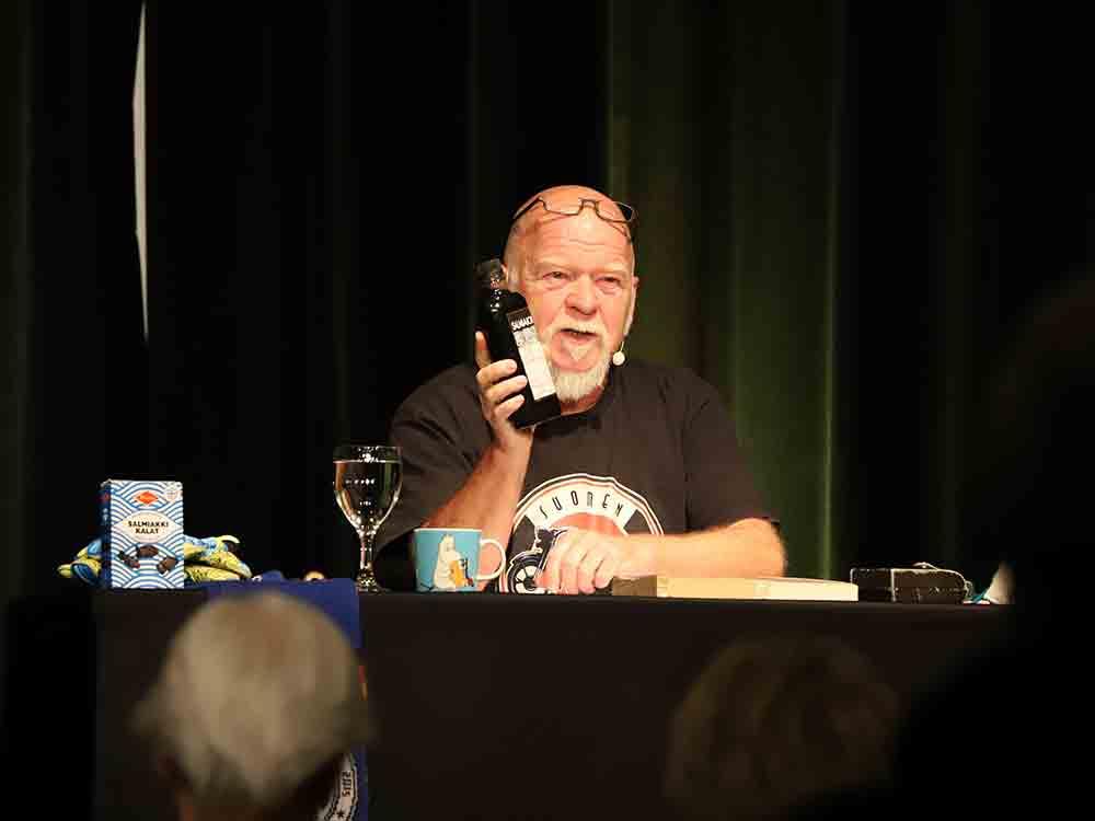 Bernd Gesking brings Finland to Nottbeck Gütsel Online