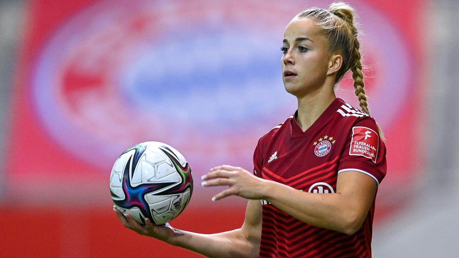 DFB Women: Julia Gwen returns to World Cup qualifiers