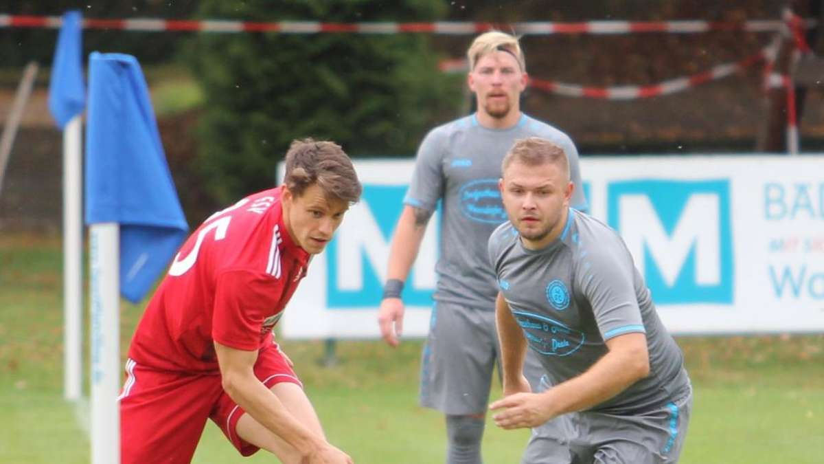 Football: Vorhop-Schönewördes Nicholas Muller put the end of his career in the room