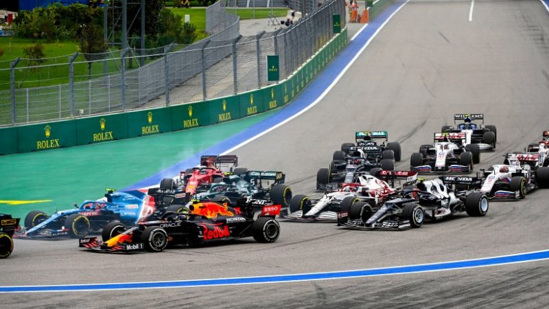 Formula 1: A quick comeback?  Words leave room for guesswork