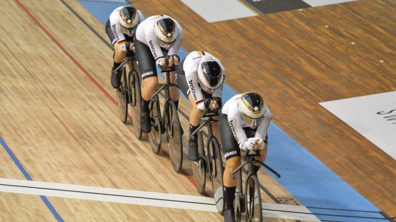 Franziska Brauße wins four women's World Cup gold medal - SWR Sport