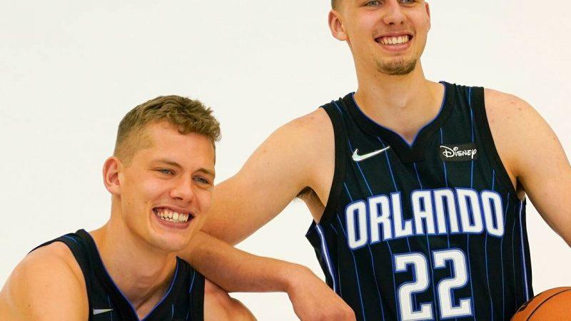 German players in the new NBA season