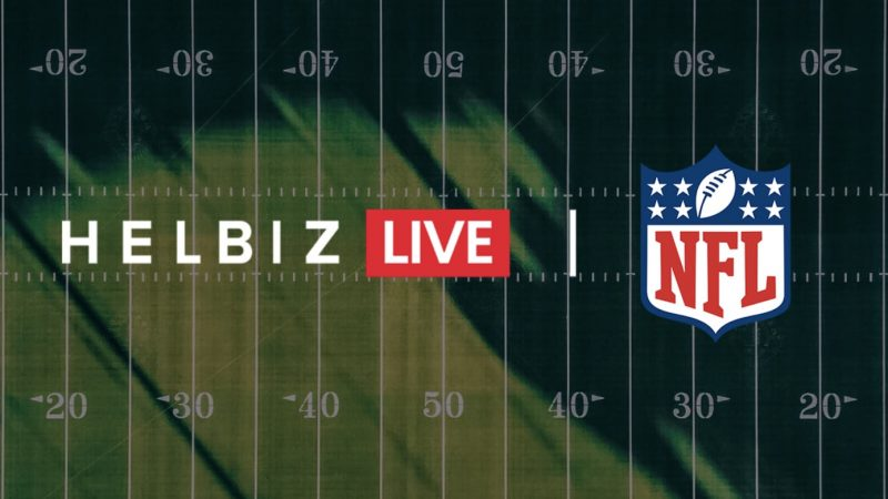 Helbiz brought the NFL to Italy