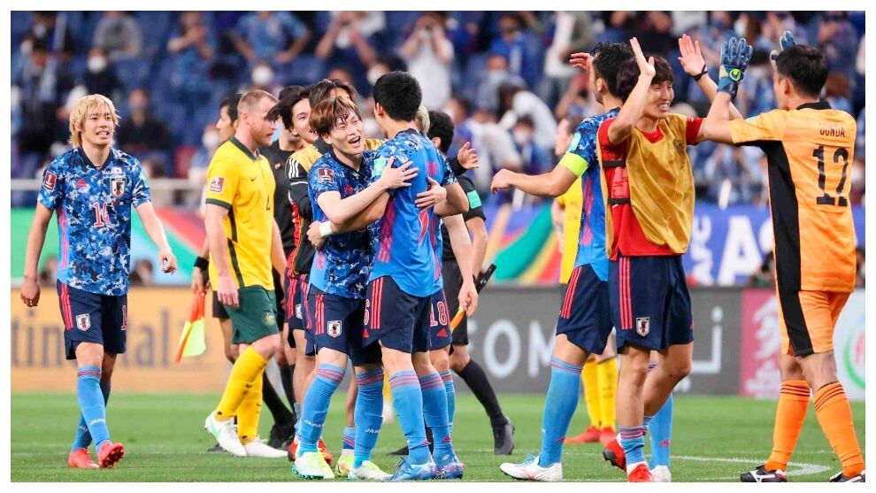 Japan saves the match ball against Australia… but it's still in trouble