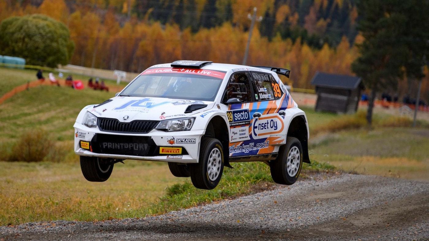 "Juna was ""surprised"" by the Finnish podium at PortalAutomotriz.com"