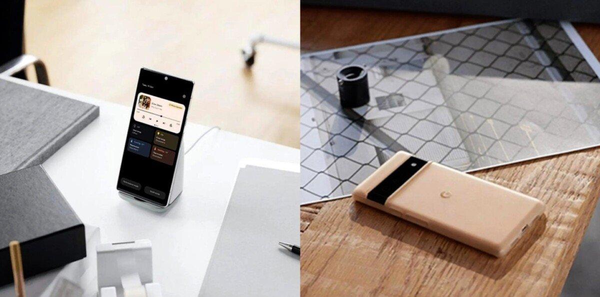 Future Pixel 6 accessories are shown a little in advance