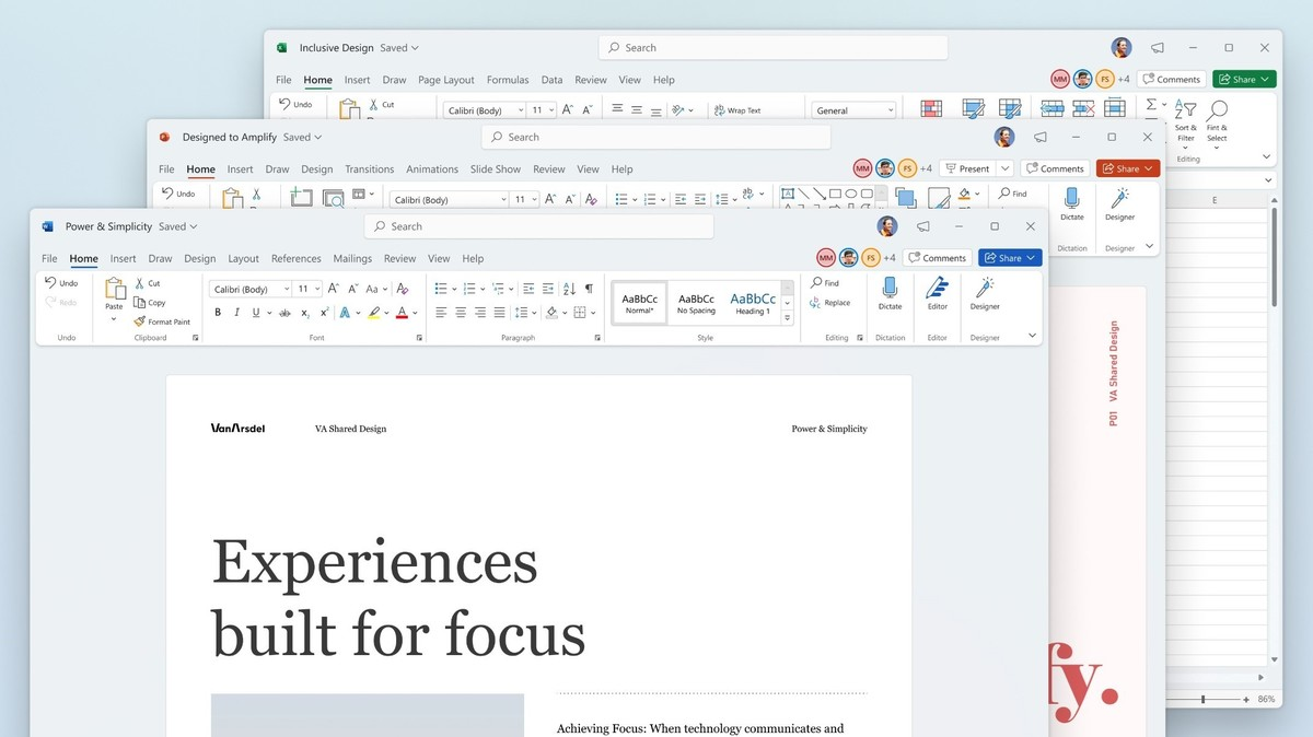 Microsoft announces pricing for the Office 2021 suite