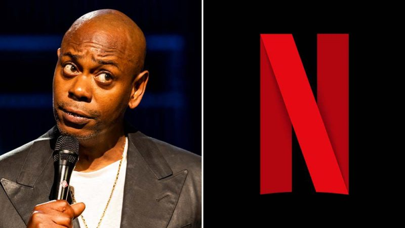 Netflix, after staff strike, Dave Chappelle says he's open to dialogue