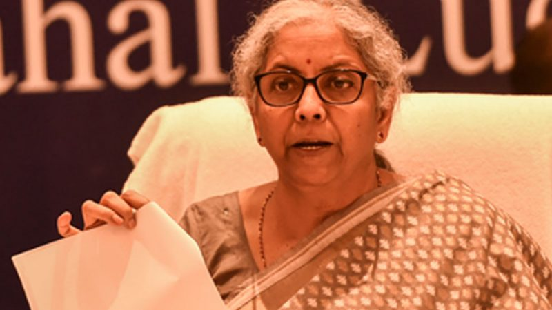 Nirmala Sitharaman goes on a week-long trip to the United States